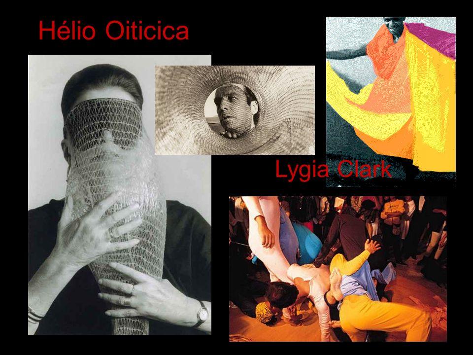 Hélio Oiticica Lygia Clark