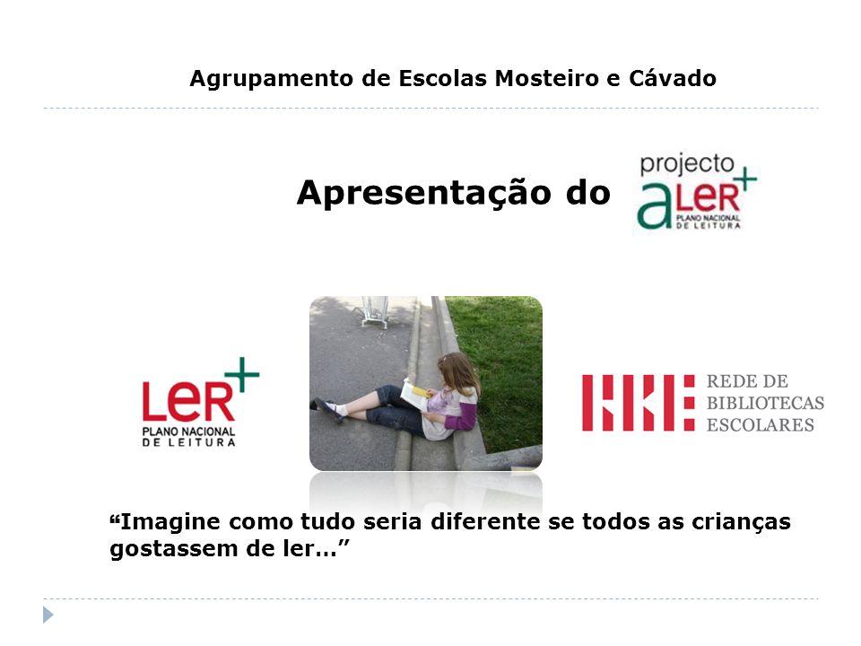 Apresentação do projecto O projecto a Ler+ é uma iniciativa do PNL e da RBE destinada a apoiar as escolas que se disponham a desenvolver um ambienta integral de leitura.