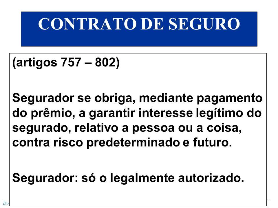 Todos os direitos reservados. Luis Chacon. www.cmoca.com.br Direito Civil – Contratos Transporte cumulativo (756) Diversos transportadores em trechos