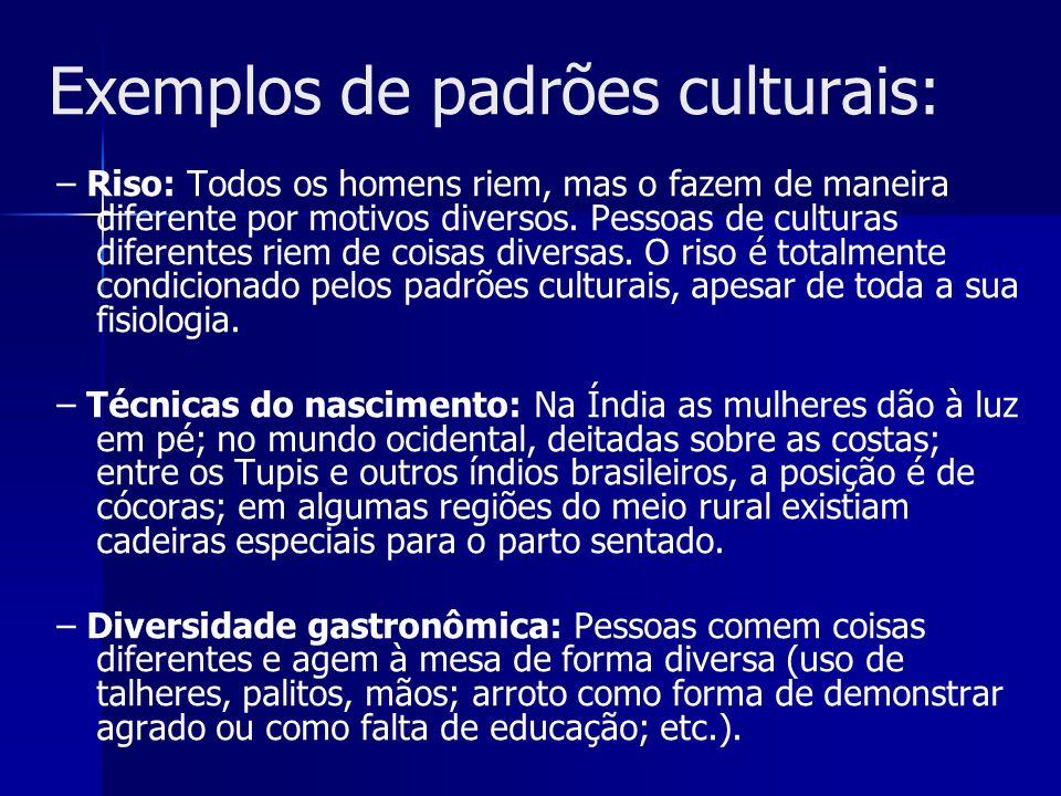 Cada cultura ordenou a seu modo o mundo que a circunscreve e esta ordenação dá um sentido cultural à aparente confusão das coisas naturais.