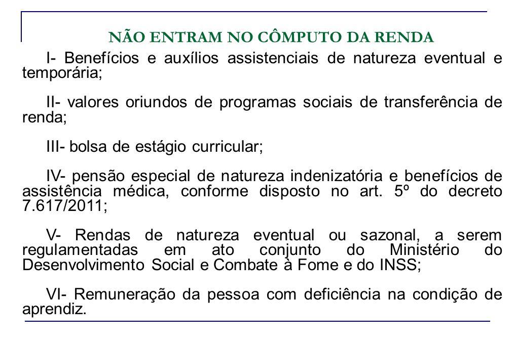 1) O requerimento do BPC deve ser feito em uma Agência do INSS.