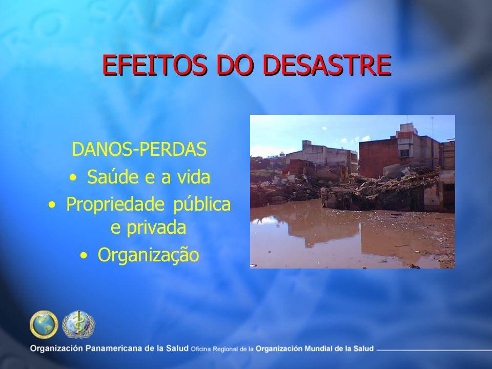 Aspectos de Mitigação e Preparativos para desastres Dr. Alejandro Santander Salvador da Bahia, Setembro de 2003