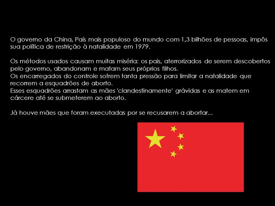 Esta é o outro lado da CHINA que ninguém mostra... País que ainda insiste numa política cruel: Limite de um filho por Família. Jogar um filho no lixo