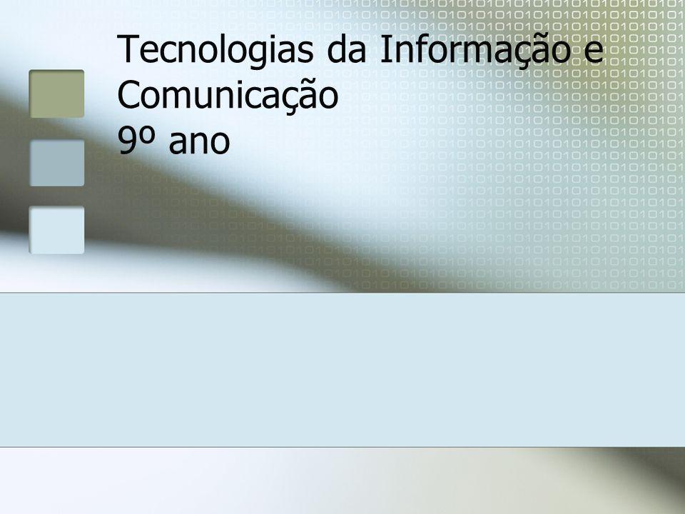 Introdução Importância do computador; Áreas onde o avanço tecnológico é notório: Medicina; Telecomunicações; Etc.