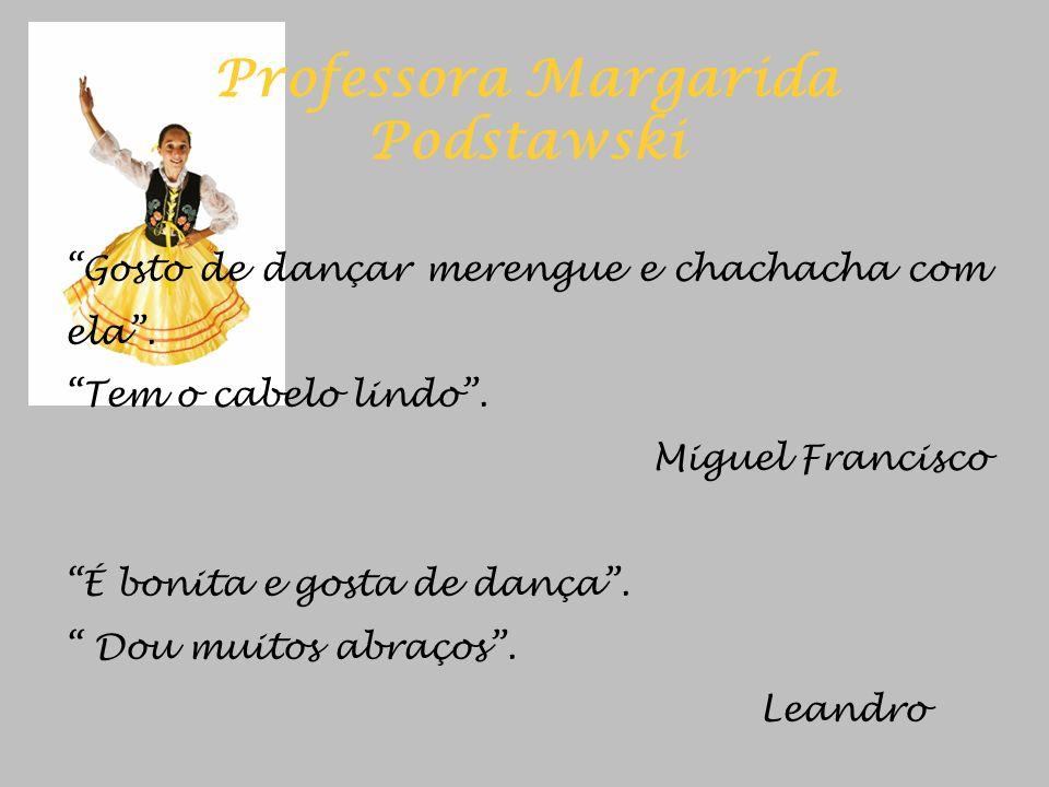 Professor Fernando Santos É simpático.É meu amigo.