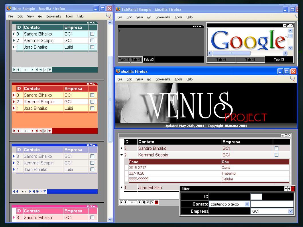 Frameworks - Venus