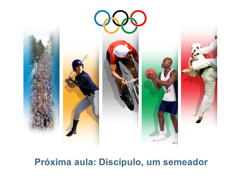 Os atletas das olimpíadas recebem medalhas de ouro, prata ou bronze. Porém, em pouco tempo eles e suas medalhas transformam-se em apenas lembrança do