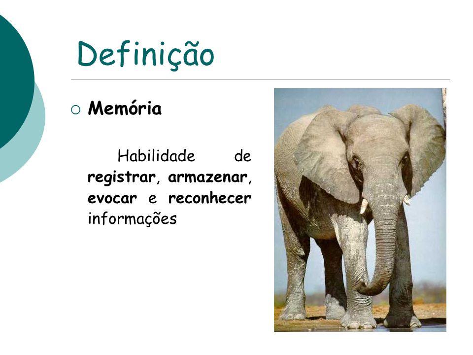 Demências Critérios Diagnósticos (DSM-IV, 1994) - comprometimento da memória - um (ou mais) dos seguintes distúrbios: Afasia Apraxia Agnosia Distúrbios de funções executivas - declínio na atividade social ou profissional - déficits não ocorrem exclusivamente durante episódio de delirium