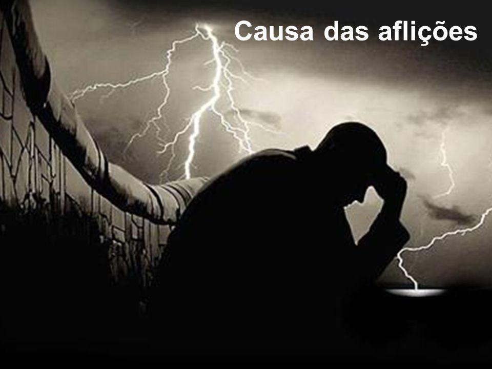 Lei da ação e reação Causa e justiça das aflições Merecimento A história de Saturnino.