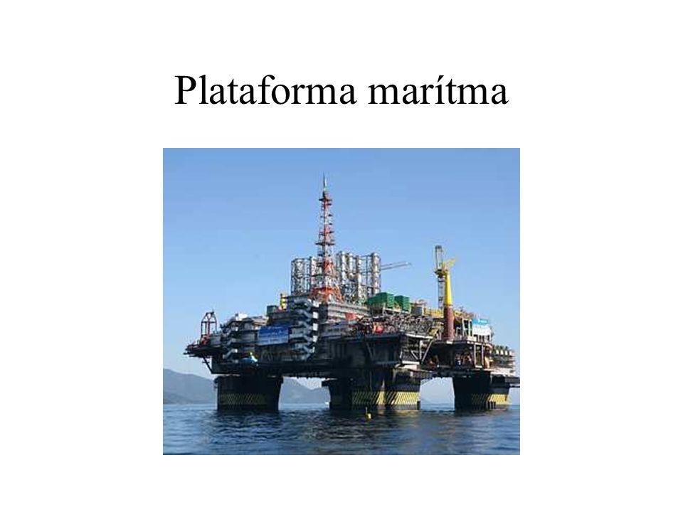 Plataforma marítma