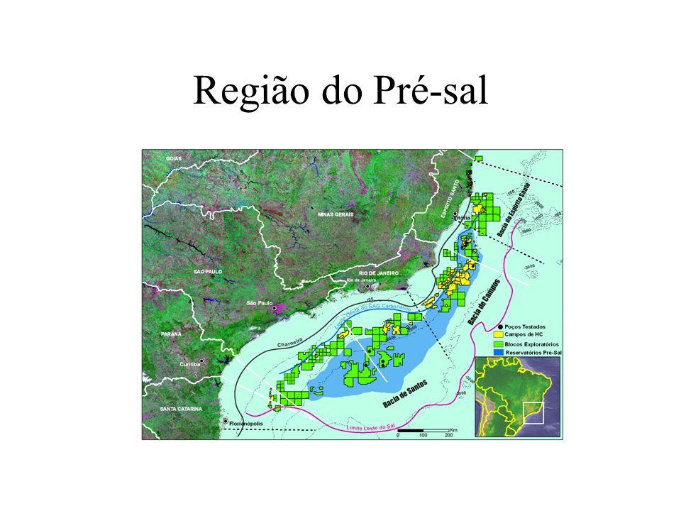 Região do Pré-sal