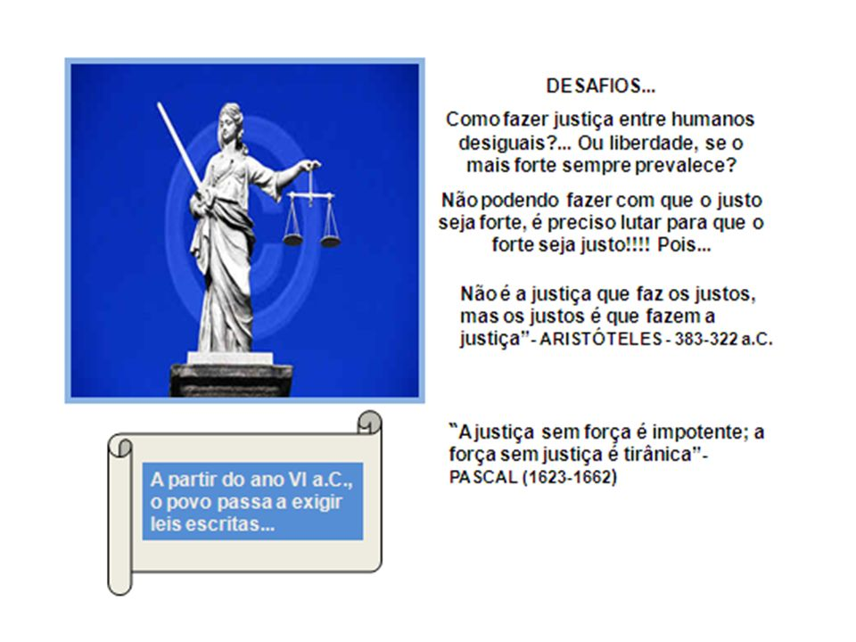 Se a Ética existisse, teríamos menos necessidade de justiça- Montaigne (1833-1592)