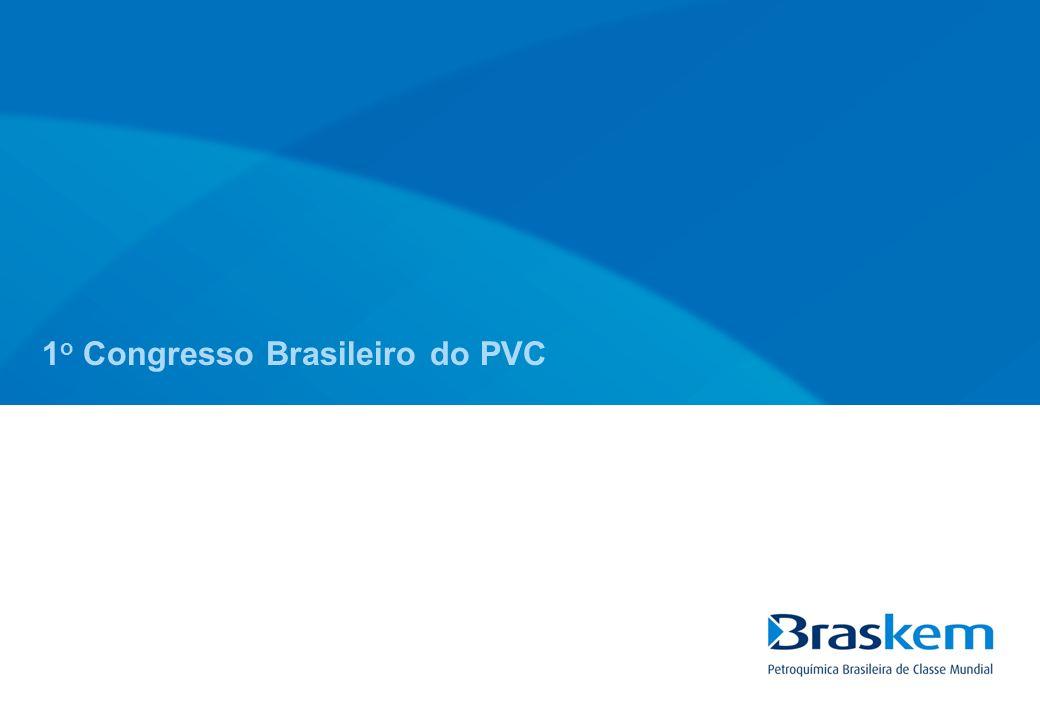 1 o Congresso Brasileiro do PVC