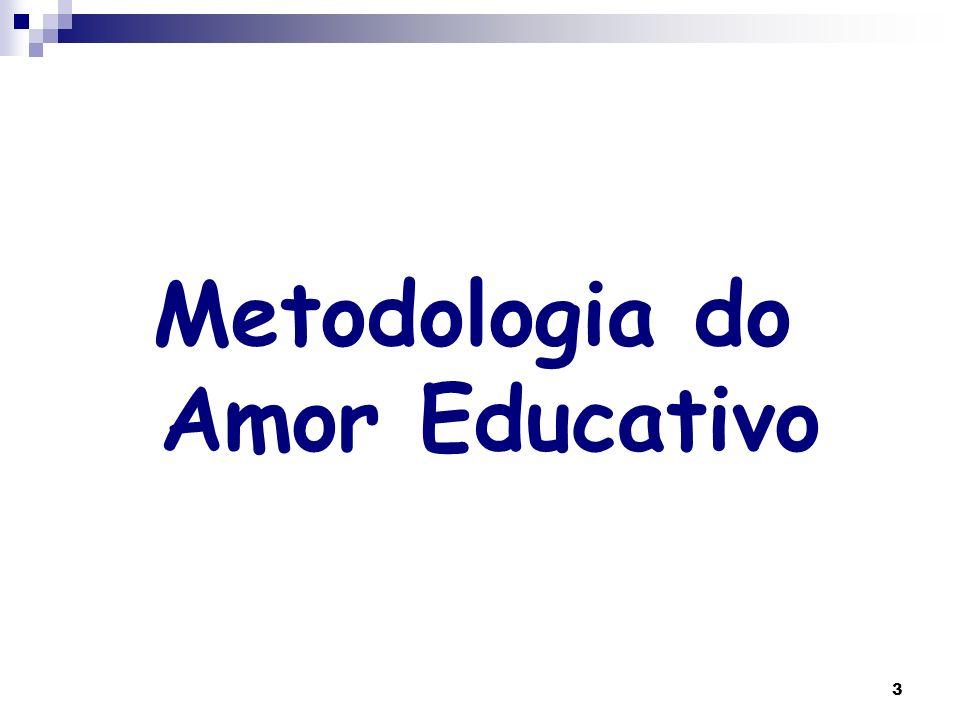 3 Metodologia do Amor Educativo