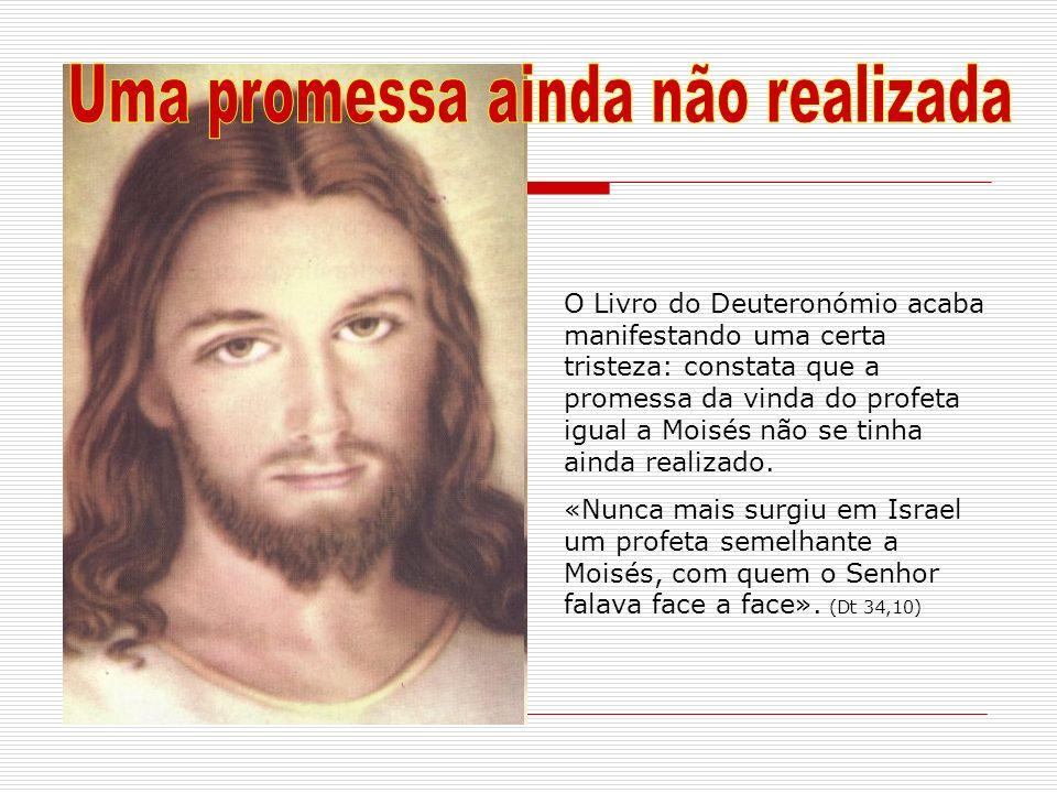 Jesus fala do Pai sendo Ele o Filho.