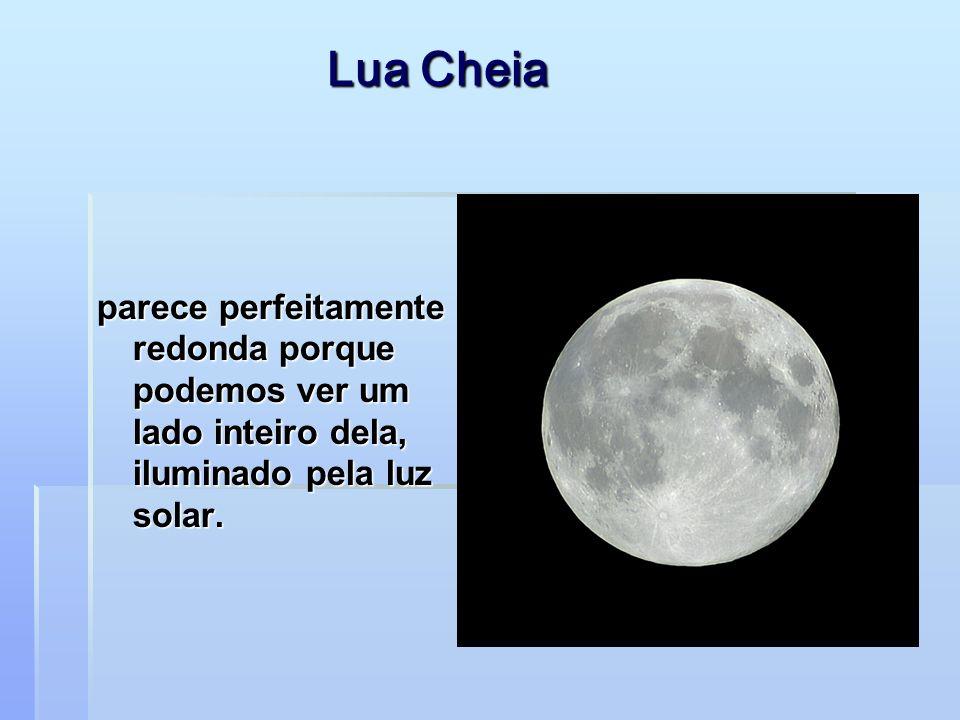 Quarto Crescente é o rebordo do lado direito da Lua. Aparece cerca de três dias após a Lua Nova. é o rebordo do lado direito da Lua. Aparece cerca de