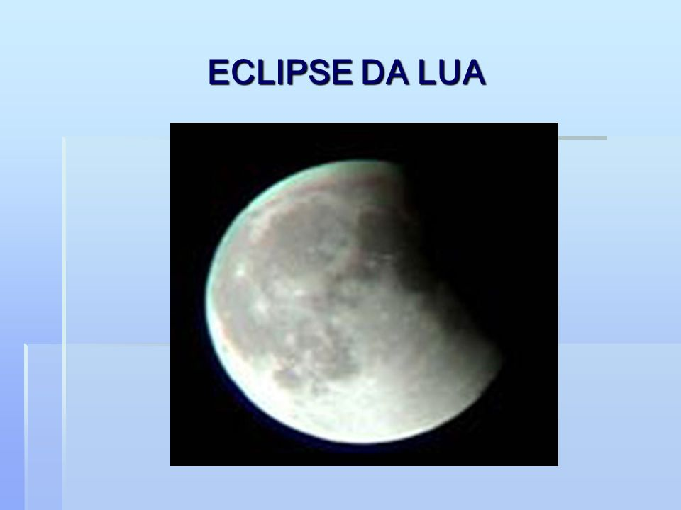 Mas como é que a Lua, muito menor do que o Sol, pode encobri-lo? Do mesmo modo que se estivermos a olhar para um prédio e colocarmos uma moeda em fren