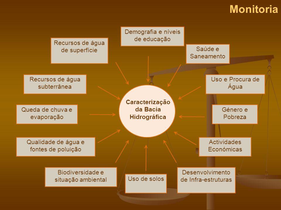 Monitoria do cumprimento Monitoria Controlo do cumprimento Monitoria directa Monitoria indirecta Monitoria indicativa DE PREFERENCIA UMA COMBINAÇÃO!