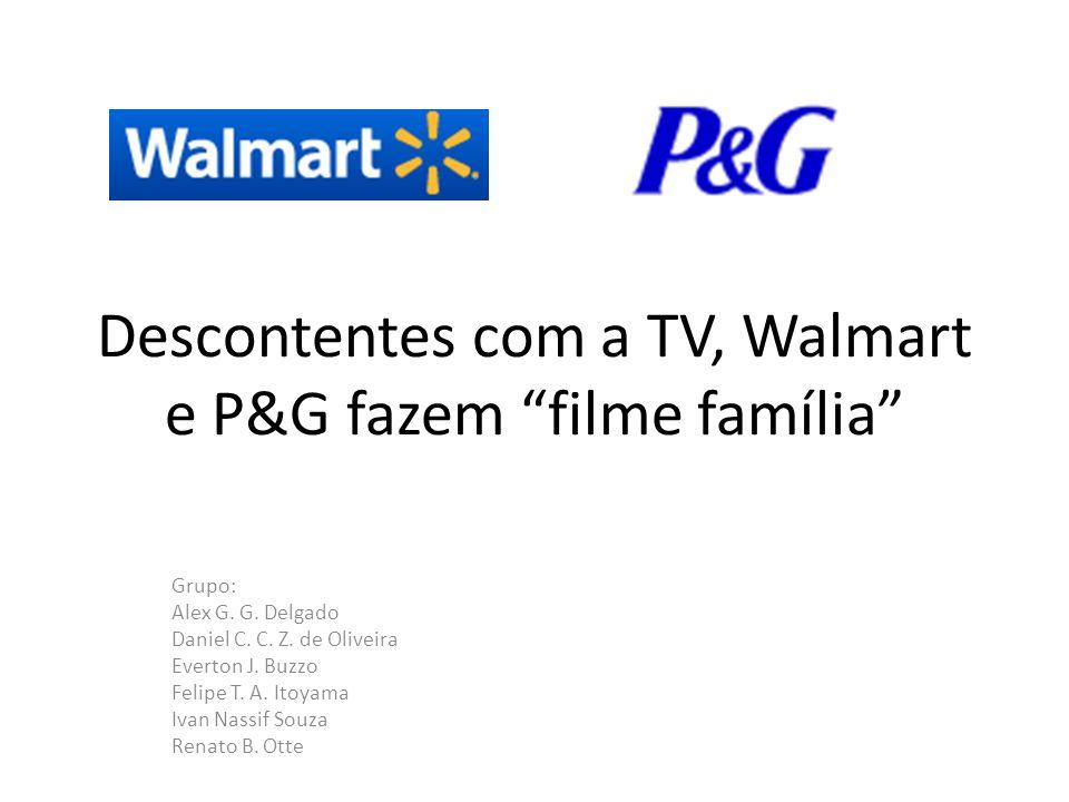 Discussão do Artigo Motivações segundo as empresas – P&G Missão Três bilhões de vezes ao dia, as marcas da P&G participam do cotidiano de bilhões de consumidores em todo o mundo.