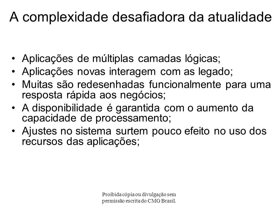 Proibida cópia ou divulgação sem permissão escrita do CMG Brasil. Instalações e outros 1% Salários e benefícios dos empregados 30% Fornecedores 4% Ser