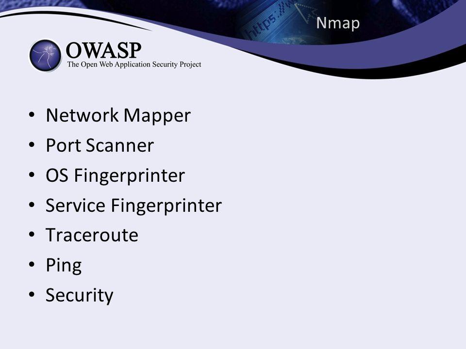 NSE – Nmap Scripting Engine NSE é uma das funcionalidades mais poderosas do Nmap.