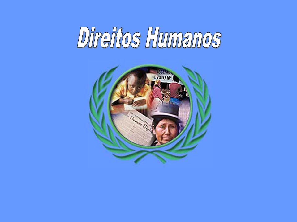 Os Alicerces A Declaração Universal dos Direitos Humanos(1948) anunciaram uma nova era de empenhamento internacional na promoção e na protecção dos direitos humanos igualdade de todas as pessoas realização dos direitos humanos como um objectivo colectivo da humanidade direitos civis, políticos, económicos, sociais e culturais para todos um sistema internacional para promover a realização dos direitos humanos responsabilidade dos Estados de acordo com o direito internacional A Carta das Nações Unidas (1945)