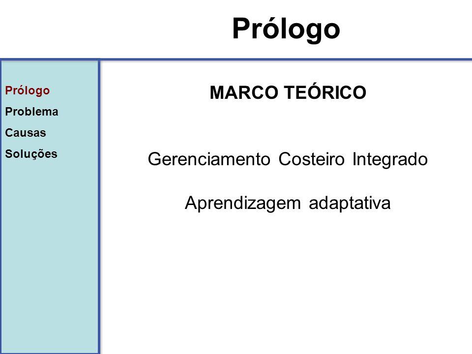 Prólogo Problema Causas Soluções: - Modelo teórico - Convenções internacionais - Políticas públicas - Iniciativa privada - Tecnologia e inovação Prólogo Problema Causas Soluções: - Modelo teórico - Convenções internacionais - Políticas públicas - Iniciativa privada - Tecnologia e inovação Soluções POLÍTICAS PÚBLICAS Lei Estadual 12.300/2006 - Política Estadual de Resíduos Sólidos - PERS Instrumentos/Princípios: Planos de Resíduos Sólidos; Sistema Declaratório Anual de Resíduos Sólidos; Monitoramento dos indicadores da qualidade ambiental.