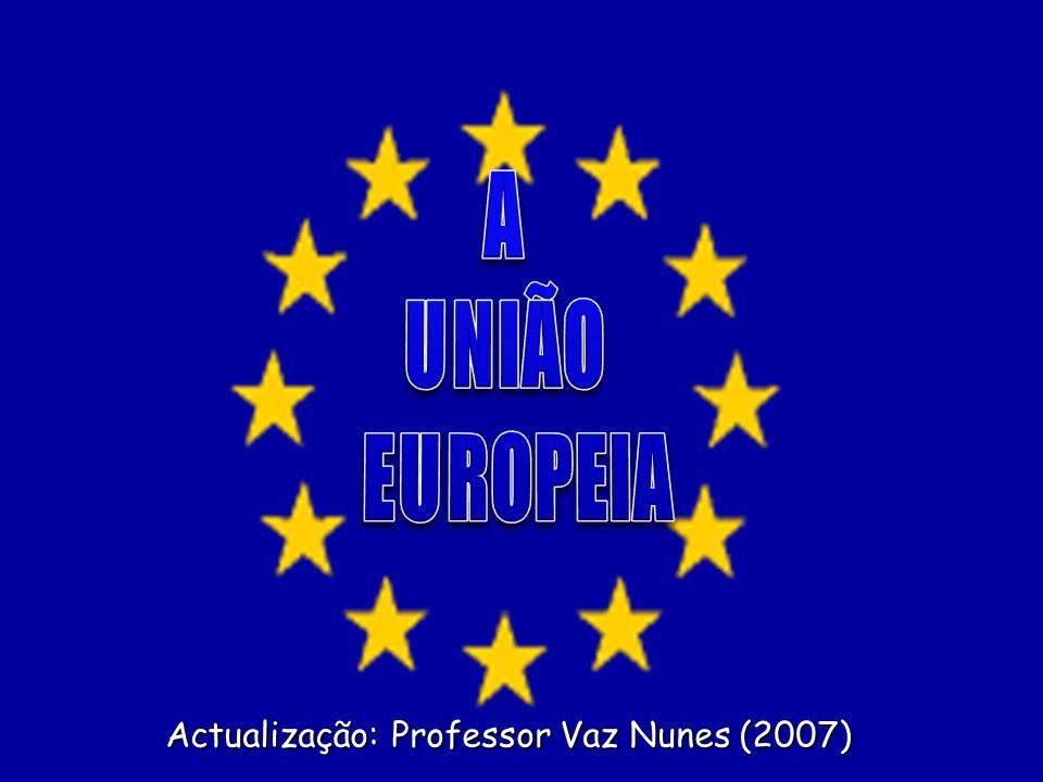 A União Europeia funciona como uma equipa: as mesmas regras,os mesmos objectivos, as mesmas ideias.