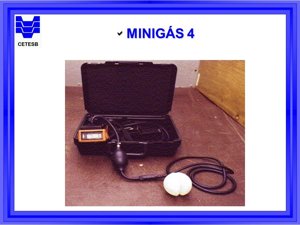 MINIGÁS 4 MINIGÁS 4