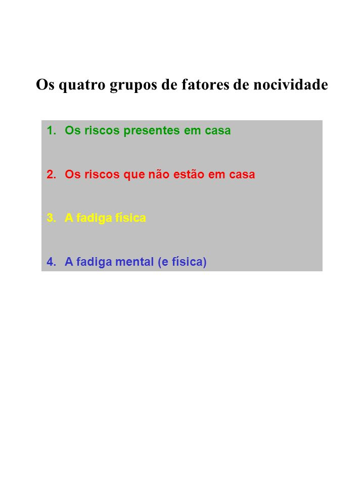 O modelo do Brasil