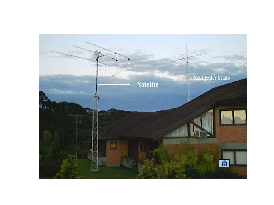 Satelite Multiplier Statio