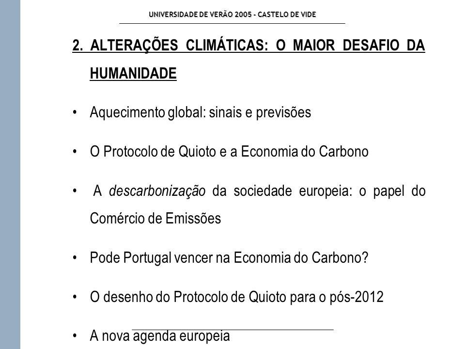 UNIVERSIDADE DE VERÃO 2005 - CASTELO DE VIDE 2.