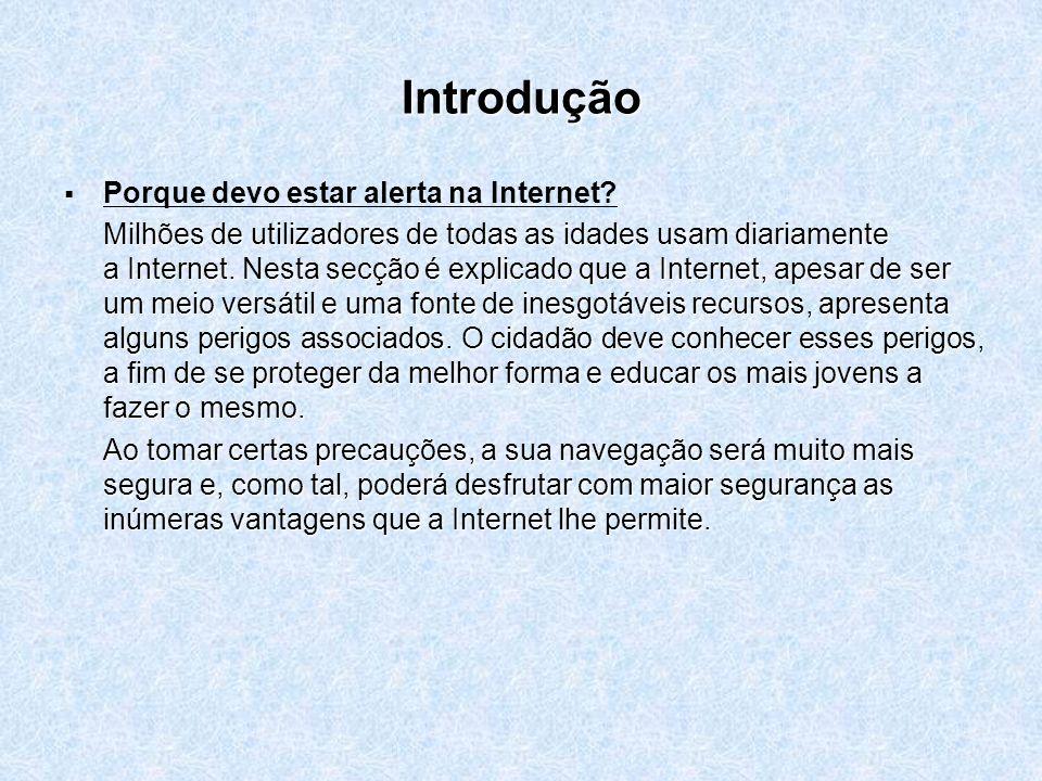 Internet Segura Perigos e Cuidados a Ter Perigos e Cuidados a Ter Trabalho realizado por: Bárbara e Cláudia