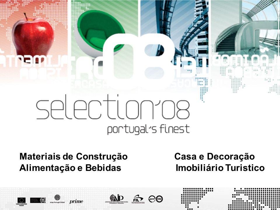 Materiais de Construção Casa e Decoração Alimentação e Bebidas Imobiliário Turistico