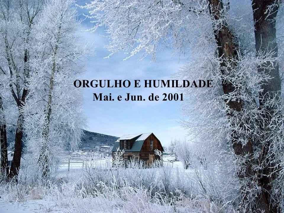 DESENCARNAÇÃO Fev. a Abr. de 2001