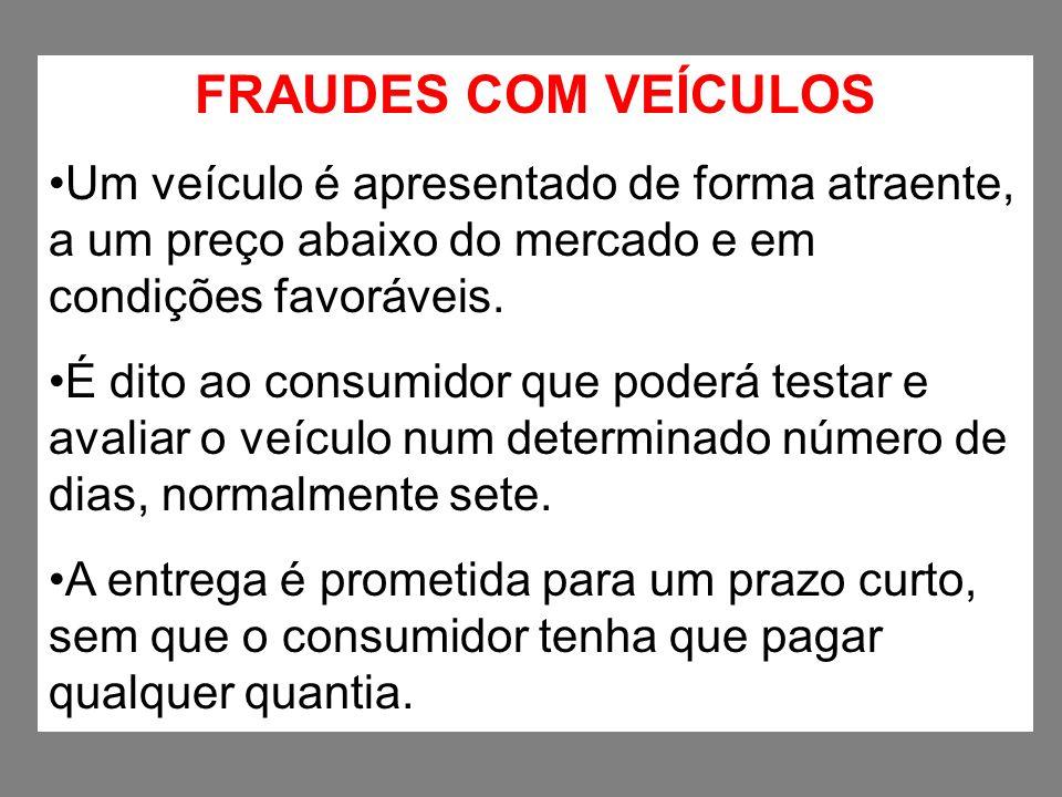 FRAUDES EM OPERAÇÕES FINANCEIRAS Contacto telefónico.
