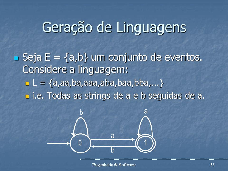 Engenharia de Software34 Exemplo III