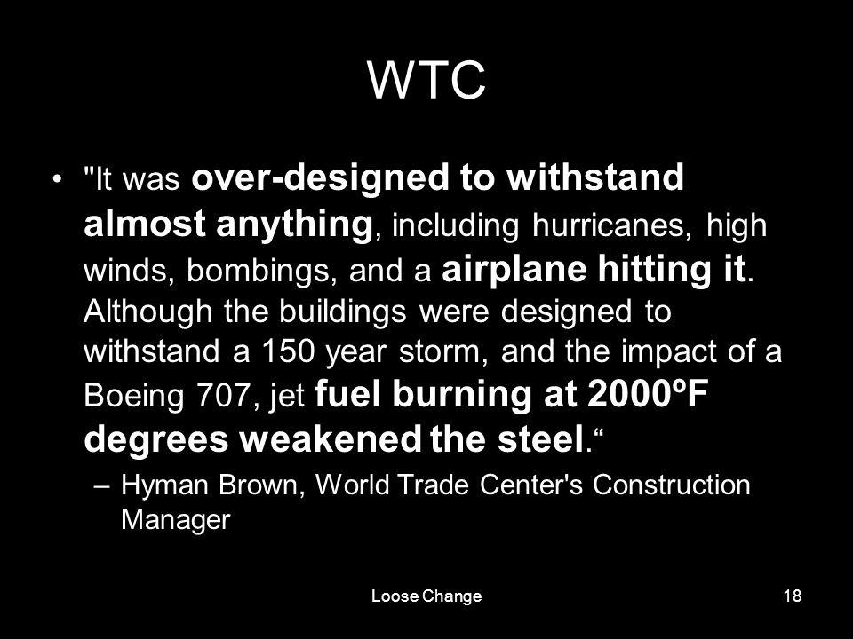 Loose Change18 WTC
