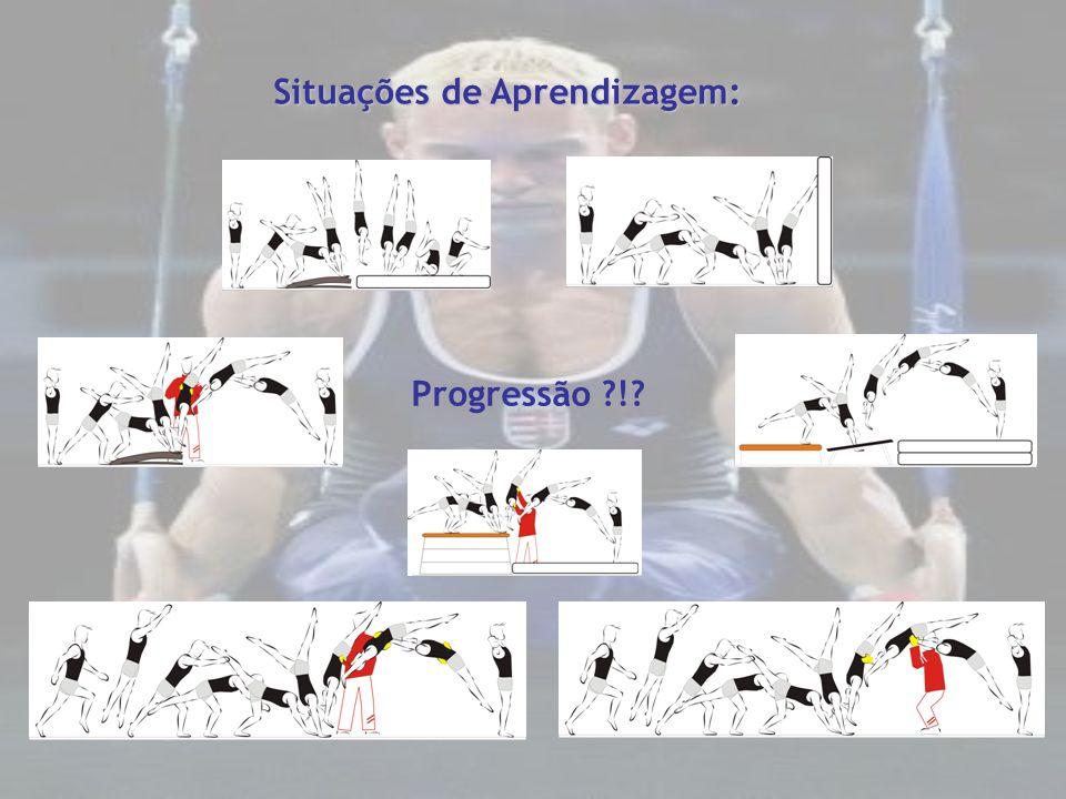 Situações de Aprendizagem: Progressão ?!?