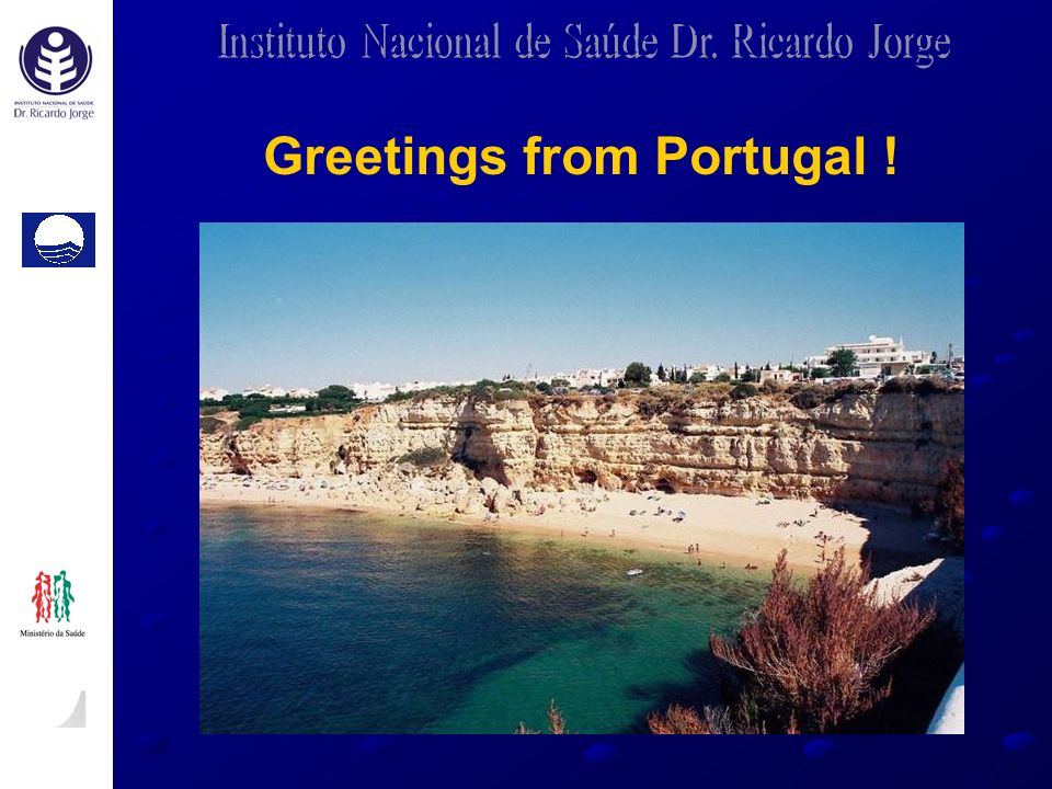 Greetings from Portugal !