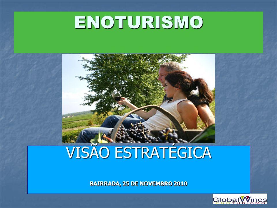 ENOTURISMO VISÃO ESTRATÉGICA BAIRRADA, 25 DE NOVEMBRO 2010