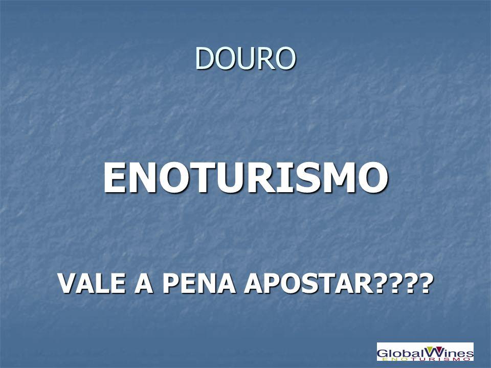 DOURO ENOTURISMO VALE A PENA APOSTAR????