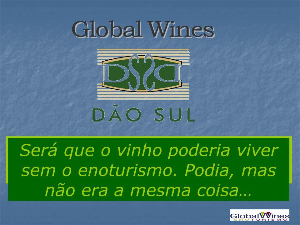Será que o vinho poderia viver sem o enoturismo. Podia, mas não era a mesma coisa…