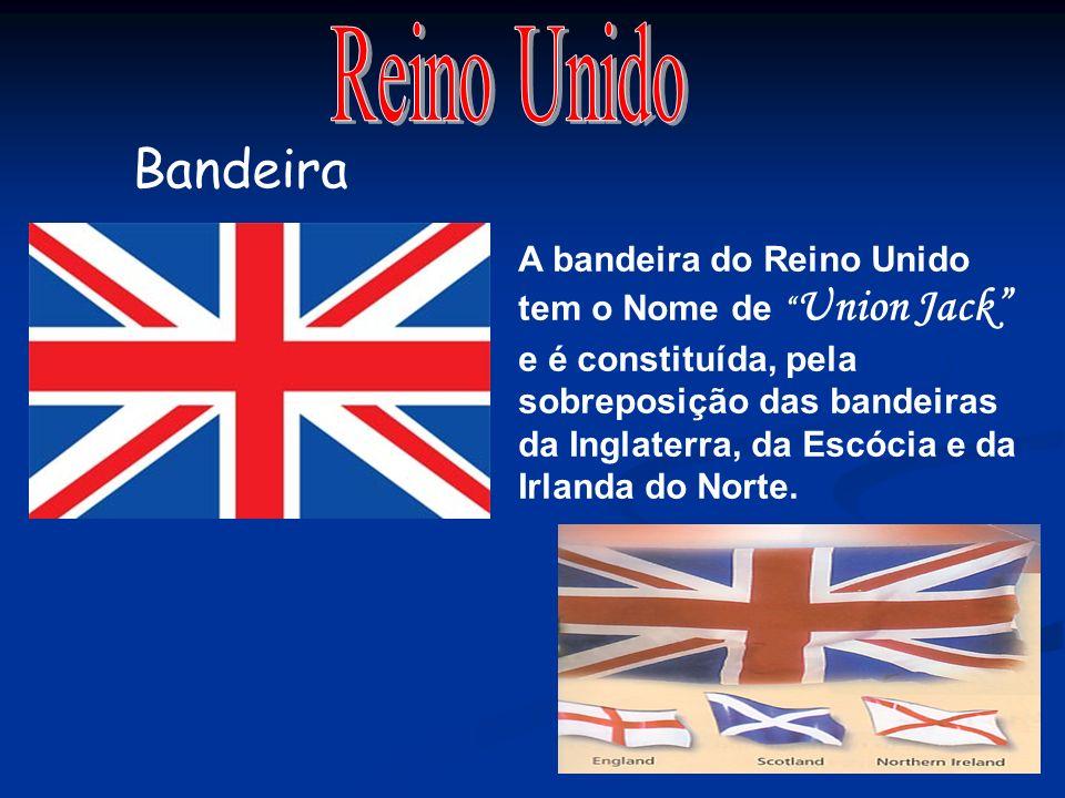 Hino (National Anthem) God Save the Queen é o hino nacional do Reino Unido e hino real do Commonwealth.