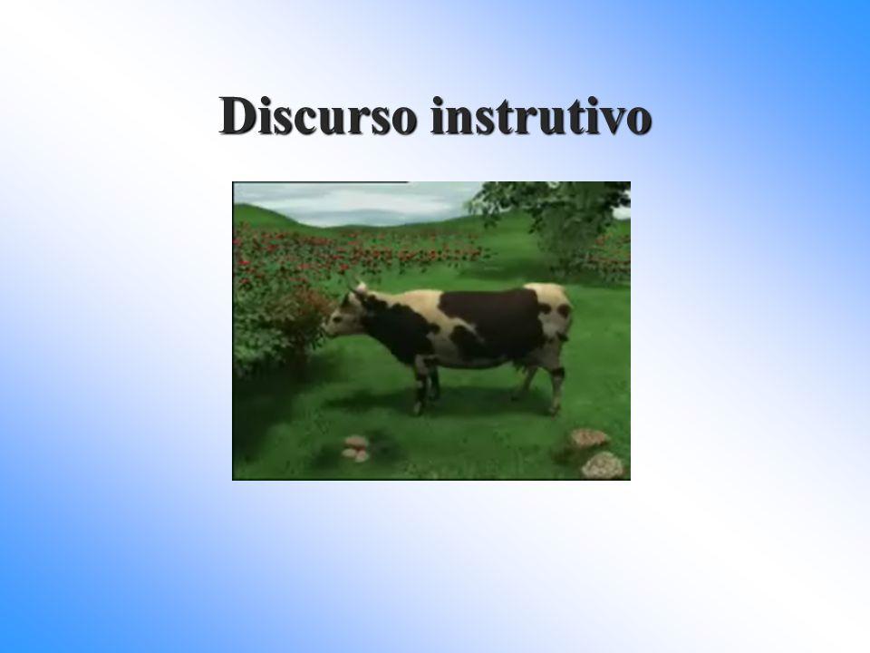 Discurso instrutivo