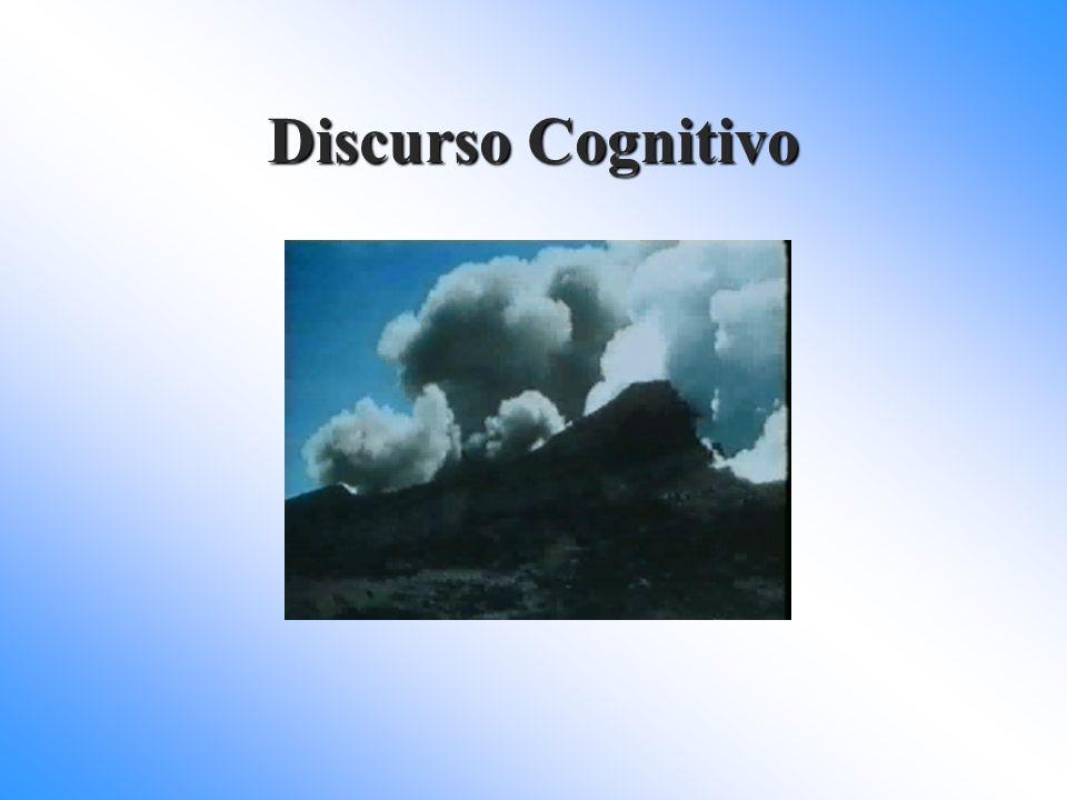 Discurso Cognitivo