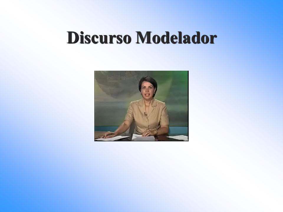 Discurso Modelador