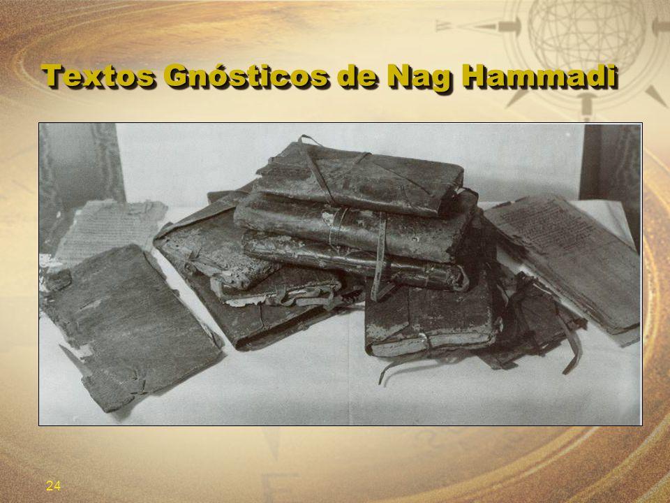 24 Textos Gnósticos de Nag Hammadi