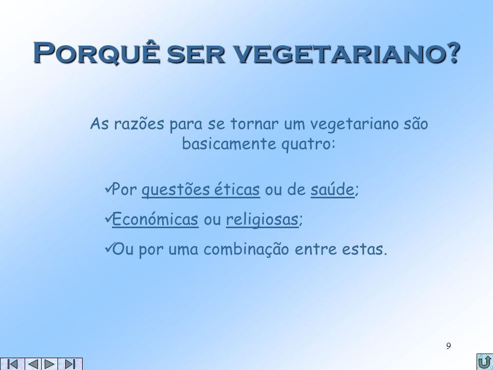 8 Preconceito: Os vegetarianos (em especial os vegans) não consomem cálcio suficiente. Realidade: Os vegetarianos e vegans consomem cálcio suficiente