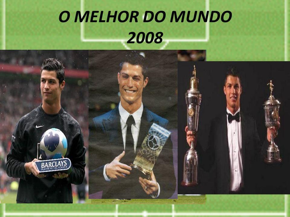 O MELHOR DO MUNDO 2008